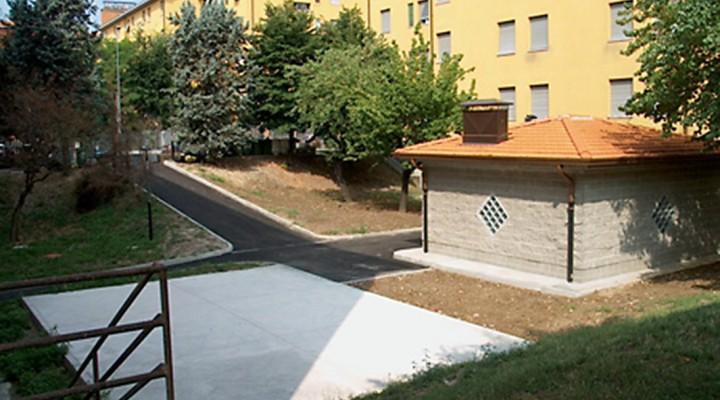 Manutenzione straordinaria quartiere Quarto Oggiaro a Milano