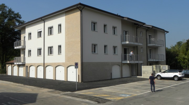 Residenza Olimpo, palazzina residenziale a Pavia