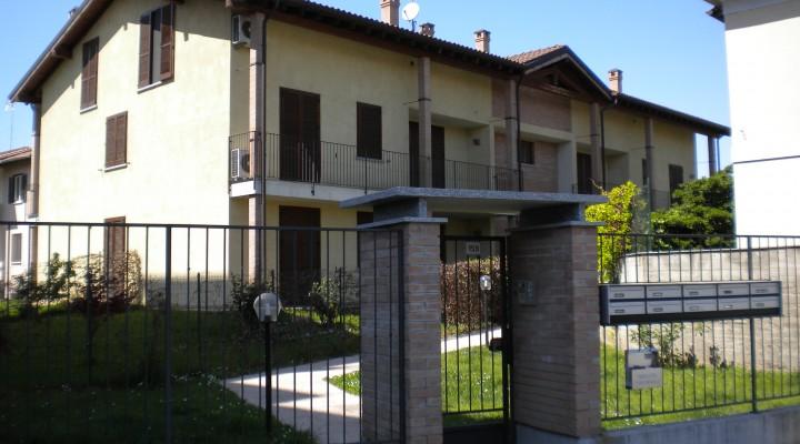 Palazzina residenziale in Via Dei Mille a Pavia